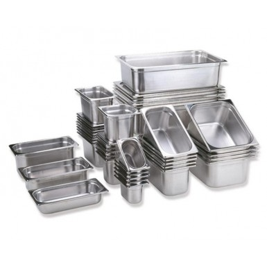 Gastrobakke GN aluminium